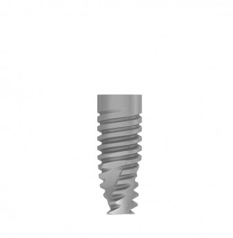 M4 internal hex. implant dia. 3.75 L 10mm