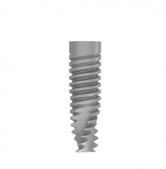 M4 internal hex. implant dia. 3.75 L 13mm
