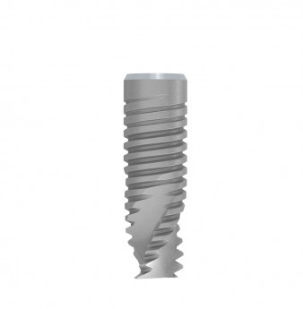 M4 internal hex. implant dia. 4.20 L 13mm