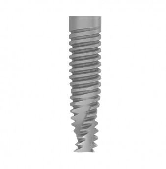 M4 internal hex. implant dia. 3.75 L 16mm