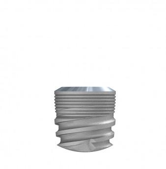 Seven internal hex. implant dia.6 L 6mm