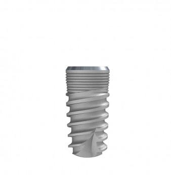 Seven internal hex. implant dia. 5 L 10mm