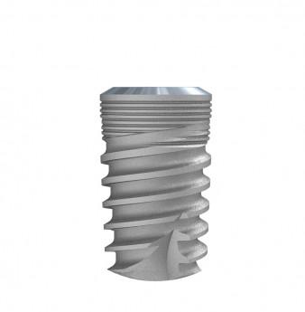 Seven internal hex. implant dia.6 L 10mm