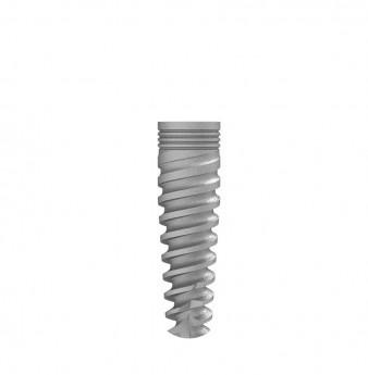 Seven internal hex. implant dia. 3.30 L 11.50mm NP