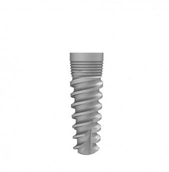 Seven internal hex. implant dia. 3.75 L 11.50mm