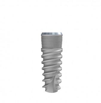 Seven internal hex. implant dia. 4.20 L 11.50mm