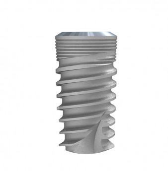Seven internal hex. implant dia.6 L 11.50mm