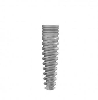 Seven internal hex. implant dia. 3.30 L 13mm NP