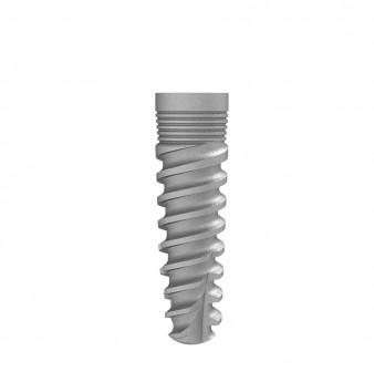 Seven internal hex. implant dia. 3.75 L 13mm