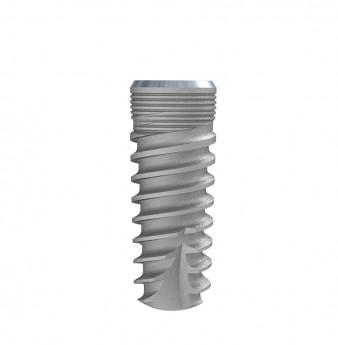 Seven internal hex. implant dia. 5 L 13mm