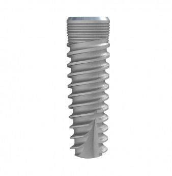 Seven internal hex. implant dia. 5 L 16mm