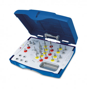 MGUIDE kit for Seven implant procedure, narrow sleeve