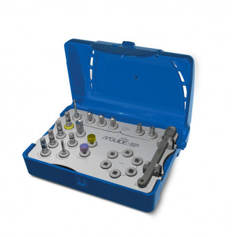 MGUIDE tools kit for int. hex.