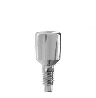 Standard healing cap 6mm height internal hex.