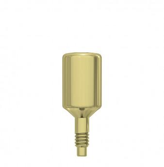 Anatomic healing cap 5mm height internal hex., NP