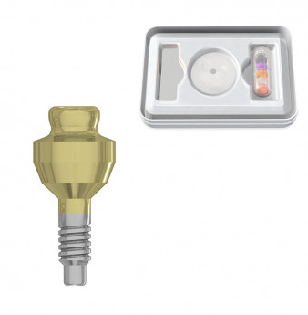 OT Equator int. hex. kit, gingiva height 2mm, NP