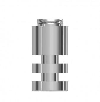 Locator female analog 5mm dia. (4 Pack)