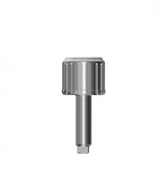 Locator torque wrench driver short