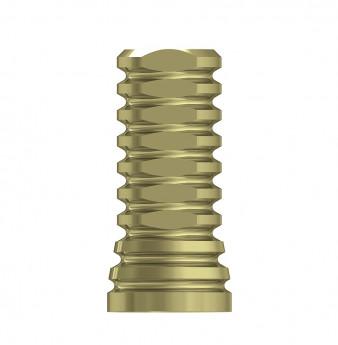 Multi unit titanium temporary cylinder