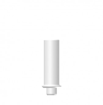 Wide dia. plastic cylinder without hex WP
