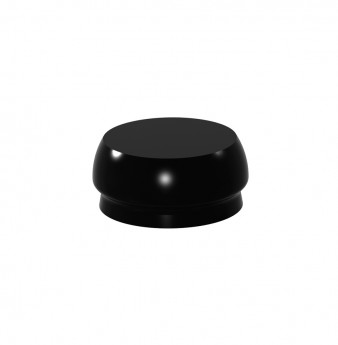 OT Equator laboratory retentive cap (black)