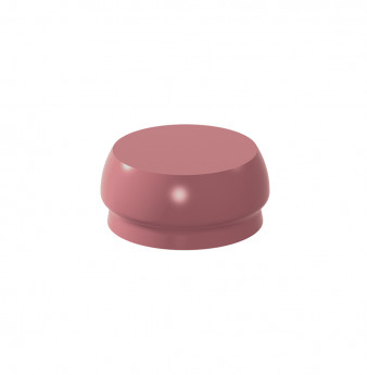 OT Equator soft retentive cap (pink)