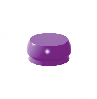 OT Equator rigid retentive cap (violet)