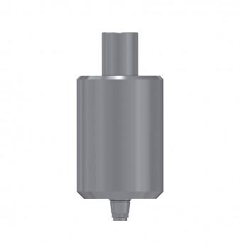 Titanium blank, anti rotation, V3, NP