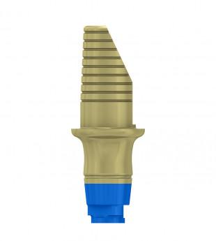 Esthetic Ti abutment, gingiva h.3mm, coni. con., V3 NP