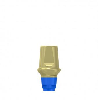1mm transgingival coni. con. abutment h.4mm, V3 NP