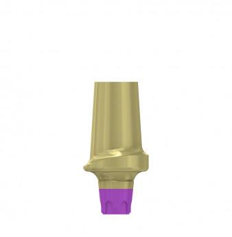 Esthetic abutment, gingiva h.1   5.8mm, coni. con., SP