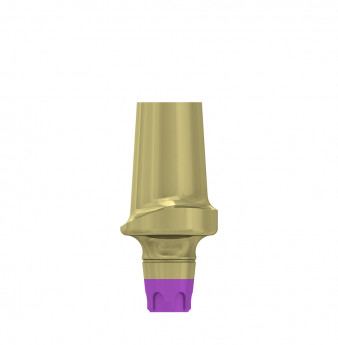 Esthetic abutment, gingiva h.2   5.8mm, coni. con., SP