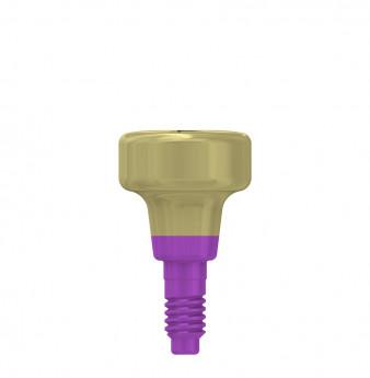 Healing cap 5.8x4mm coni. con., SP