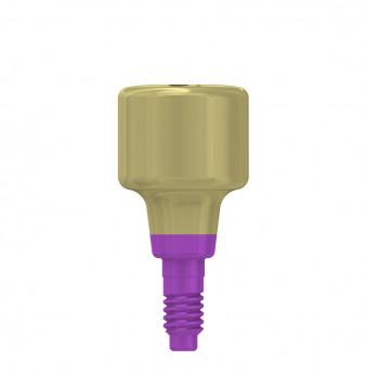 Healing cap 5.8x6mm coni. con., SP