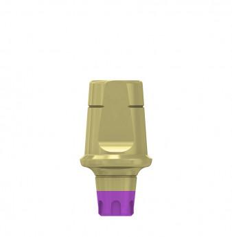 1mm transgingival abutment h.6, dia.5.5mm, coni. con., SP