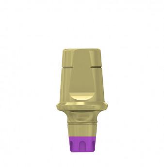 2mm transgingival abutment h.6, dia.5.5mm, coni. con., SP