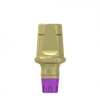 3mm transgingival abutment h.6, dia.5.5mm, coni. con., SP