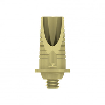 Final esthetic abutment for CONNECT Anti rotation